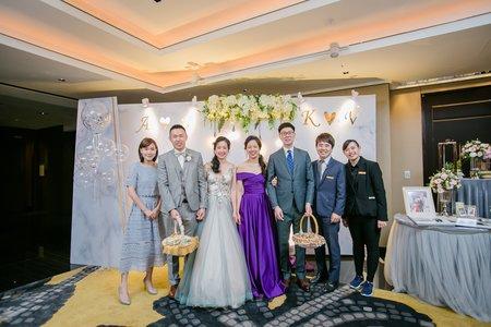 2019.06.01 午宴 - Allen&Tiffany + Kevin&Victoria