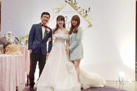 2019.06.15 午宴 - 健鈞&琤芸@新竹芙洛麗飯店