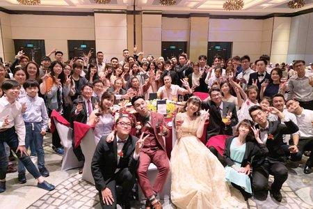 2019.09.22 午宴 - 力中&馨如@新竹喜來登飯店