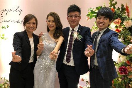 2019.11.23 午宴 - 佩勳&翊綾@和璞飯店