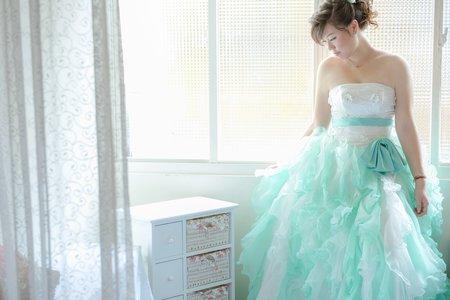 雙儀式+宴客新娘造型-新娘秘書服務
