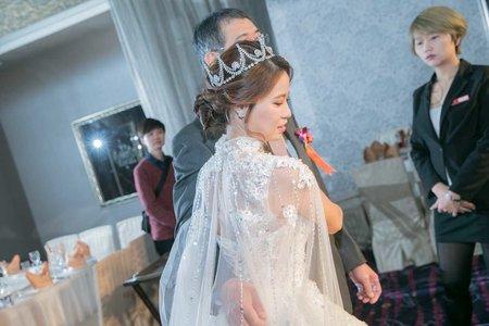 台北婚攝豪哥-絕美公主婚禮紀錄