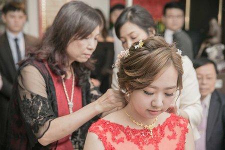 台北婚攝**豪哥**/迎娶午宴vs婚禮紀錄