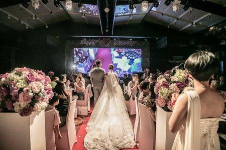 台北婚攝**豪哥**奢華迎娶紀錄