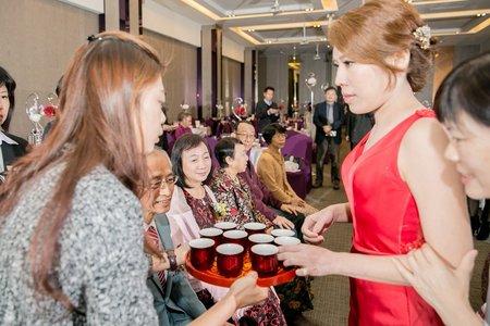 台北婚攝**豪哥**文定儀式+婚禮紀錄