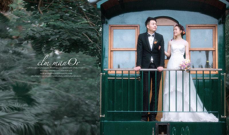 自助婚紗攝影作品
