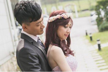 台北 婚攝Jonny強尼 幸福美滿婚禮紀錄
