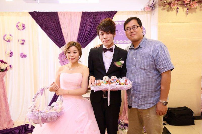 婚禮紀錄與婚禮紀實作品
