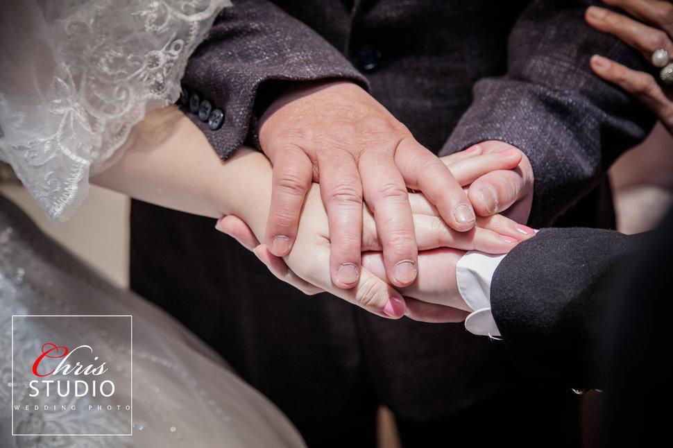 台北婚攝Chris-婚禮紀錄 - 台北婚禮攝影師葵絲-婚攝Chris《結婚吧》