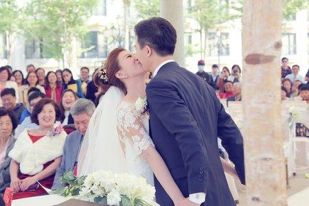 台北\婚攝Vienna-米安拿@教堂婚禮