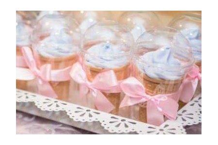 婚禮甜品台-戶外草原風