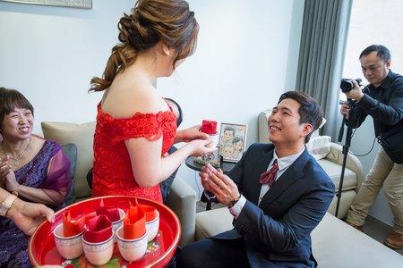 桃園婚禮紀錄-平面攝影師-婚攝John