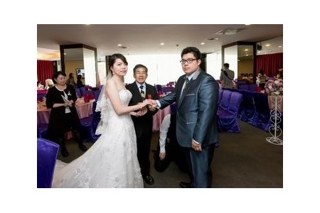 婚攝力元爸-婚禮紀錄|早儀式+午宴