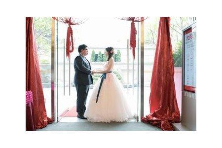 婚攝力元爸-婚禮紀錄|早儀式+晚宴