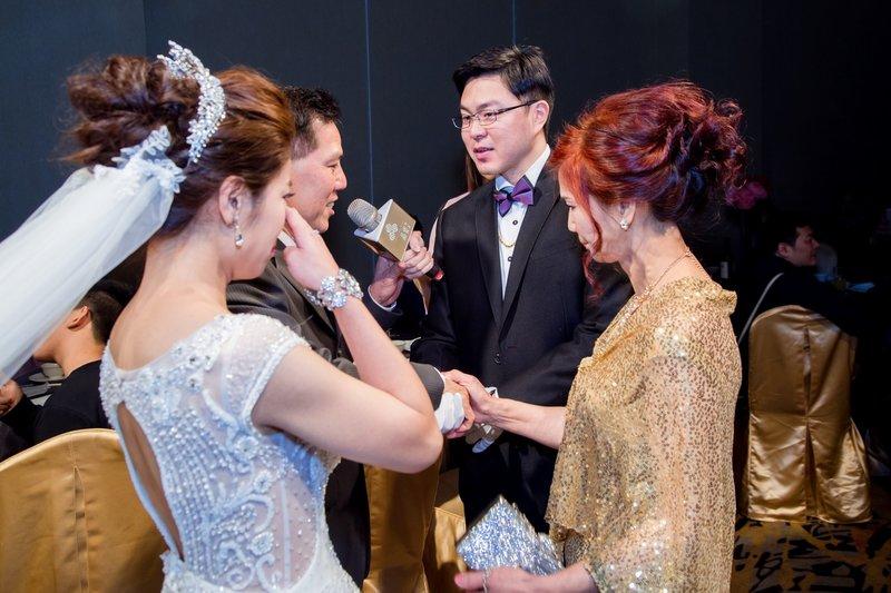 婚禮攝影 台北婚攝伍哥