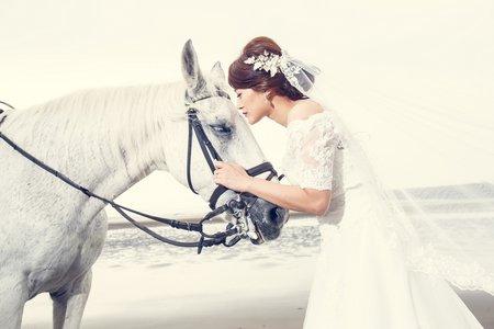 自主婚紗攝影-台北拍婚紗照