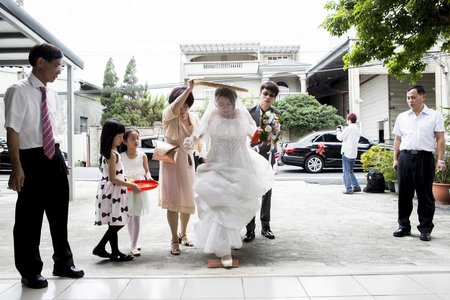台南|婚攝Vic米糕|迎娶紀實