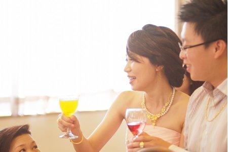【婚禮攝影早儀式+迎娶】3H$9,800