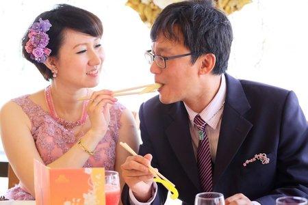 早儀式+晚宴  12H~14H