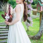 幸福圈圈法式手工婚紗工作室,我覺得選對婚紗店很重要!