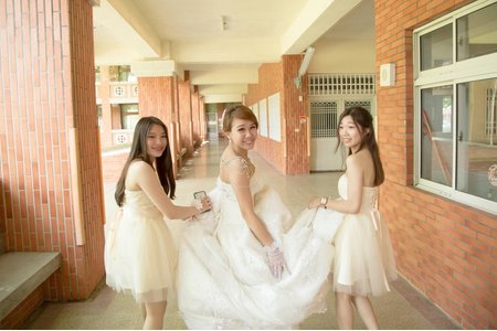 台北/婚攝凱文-Kevin攝影工作室@二進/送客