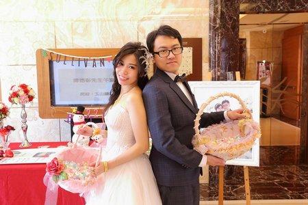 婚禮攝影君一&溫馨婚攝