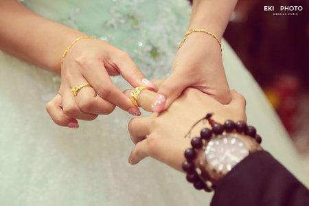 台南婚攝|Eki