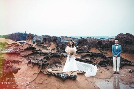 【台灣婚紗】像在月球像在世界盡頭_藝人御用團隊