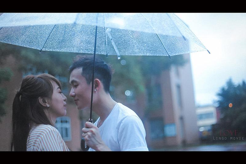 婚紗動側錄微電影MV Ι 愛情故事微電影作品