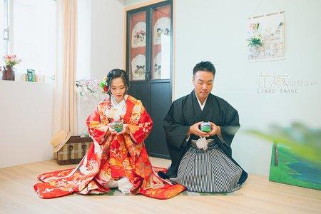 【日本花嫁和服寫真】台灣or日本包套