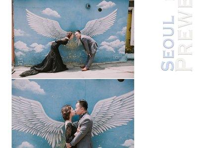 【韓國首爾】韓式自然街拍/唯美浪漫vs個性時尚