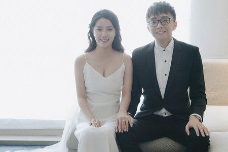 【浪漫韓系婚紗】聊著與你的第一次約會