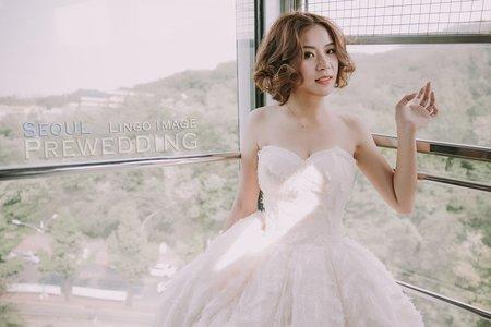 【韓國首爾街拍】和你一起回到戀愛約定的地方。大學生了沒發明王