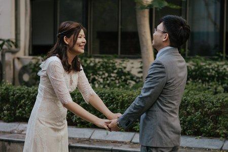 【Lingo image 結婚記錄】 法院公證結婚登記