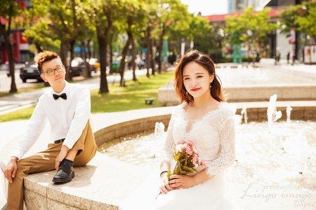 【台北婚紗】浪漫歐洲風