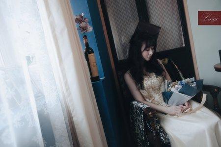 【韓式婚紗】사랑 韓系棚拍。