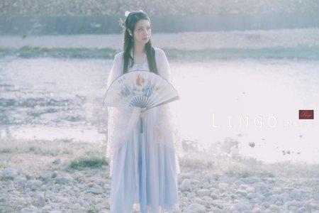 超仙系古裝婚紗Ι底片婚紗Ι莫蘭迪調