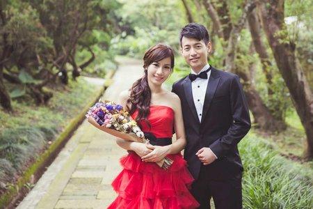 台北〰新娘秘書Appro 香怡〰時尚馬尾