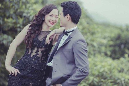 台北〰新娘秘書Appro 香怡〰氣質長髮