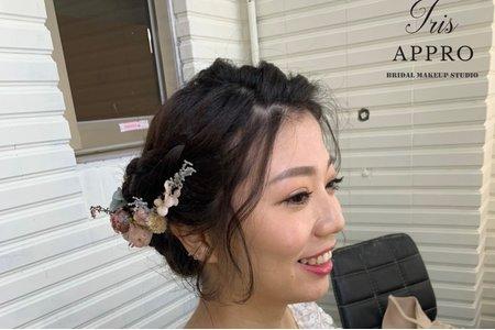 分享浪漫唯美韓系妝髮😊