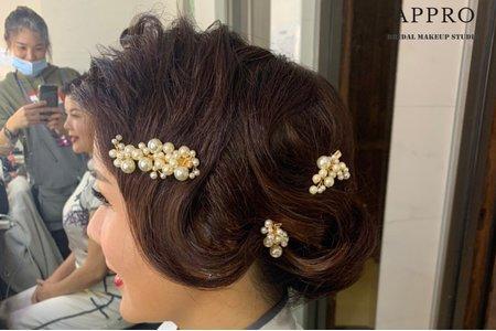 經典復古髮型分享