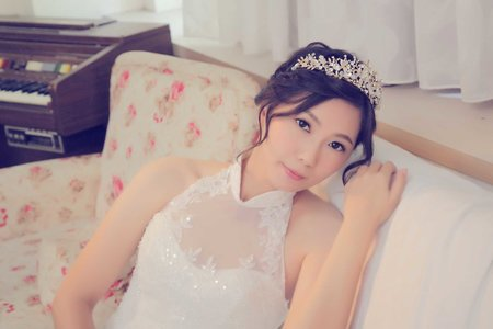 台北-新秘Adi-氣質美髮