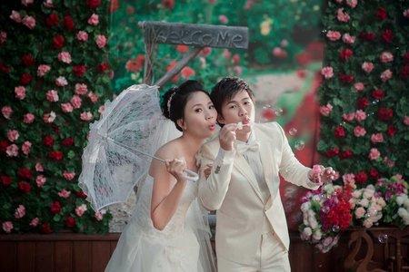 台北‐新娘秘書EVA‐時尚美髮