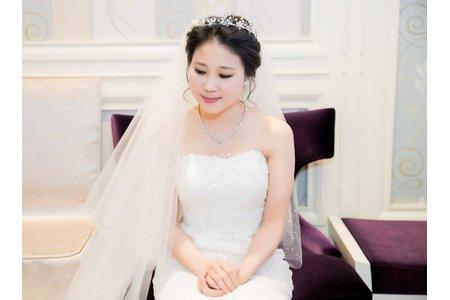 台北新祕~weiwei~簡約高盤髮