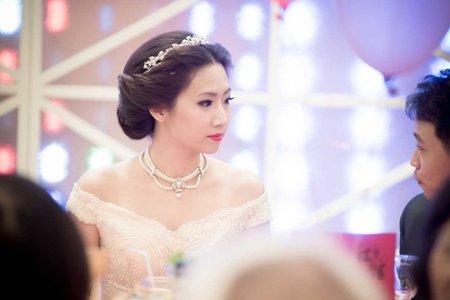 台北新娘秘書*boa寶兒*中式編髮造型