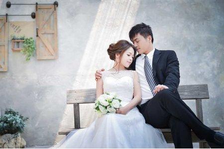 台北新娘秘書*boa寶兒*韓系編髮