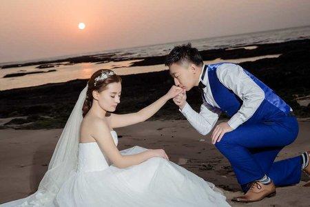 台北新娘秘書*boa寶兒*混血兒妝容