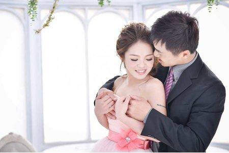 台北新娘秘書*boa寶兒*蓬鬆高包頭