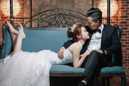 台北新祕老師-Vivian-時尚低盤髮