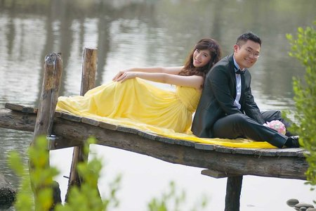 台北﹣新娘秘書千雅﹣精緻妝容